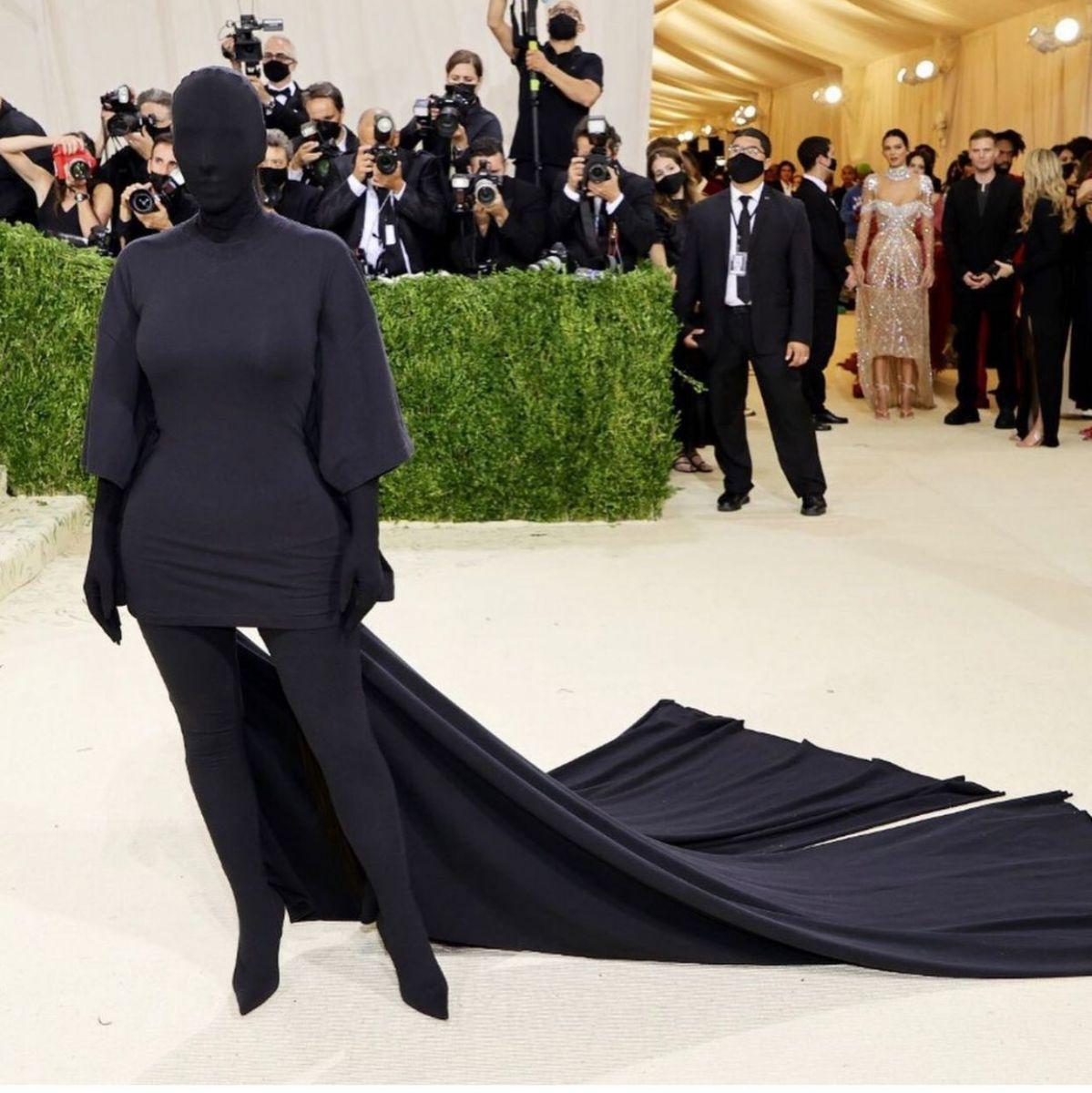 A empresária Kim Kardashian