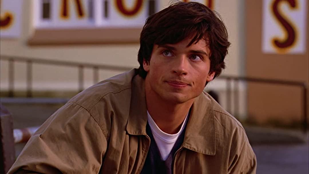 Clark Kent na primeira temporada