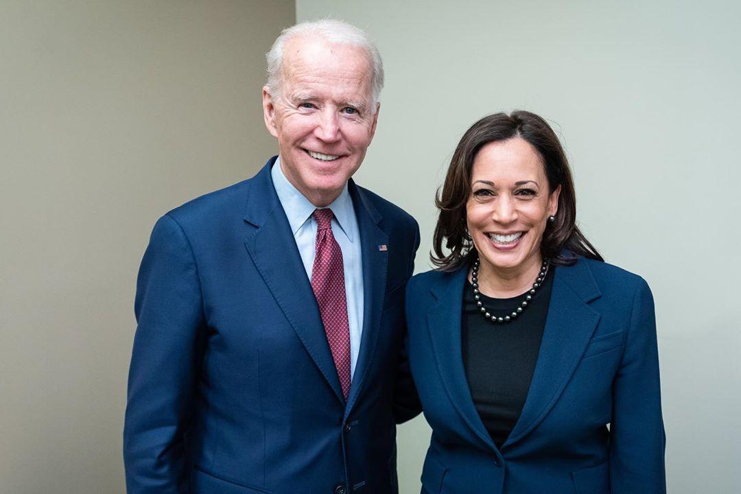 Joe Biden, presidente dos EUA e Kamala Harris, vice-presidente dos EUA