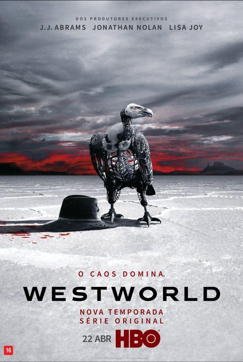 Fonte: Westworld/ Reprodução: HBO