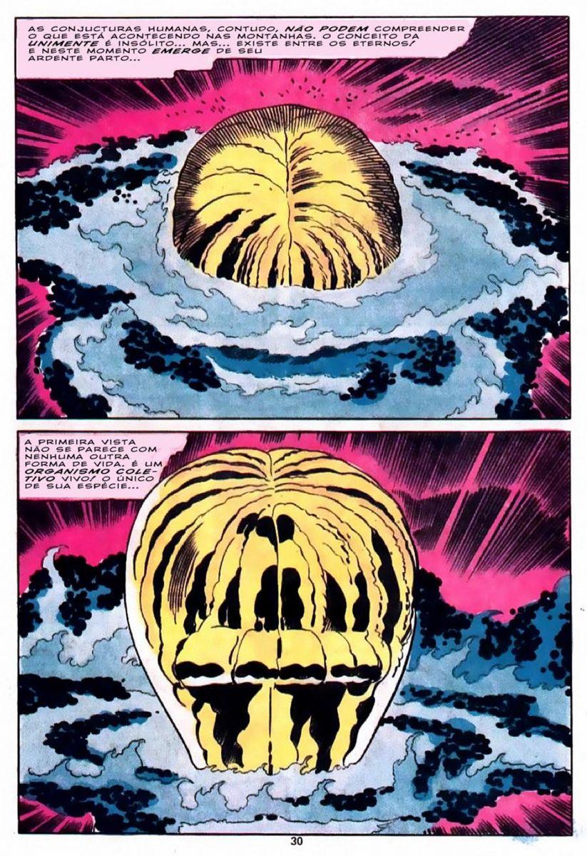 A Unimente. / Fonte: Marvel Comics.