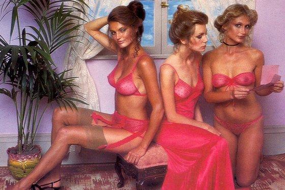 Victoria Secret`s 1970