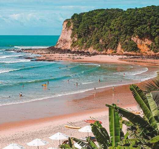 Praia da Pipa, RN / Foto: Reprodução/Instagram