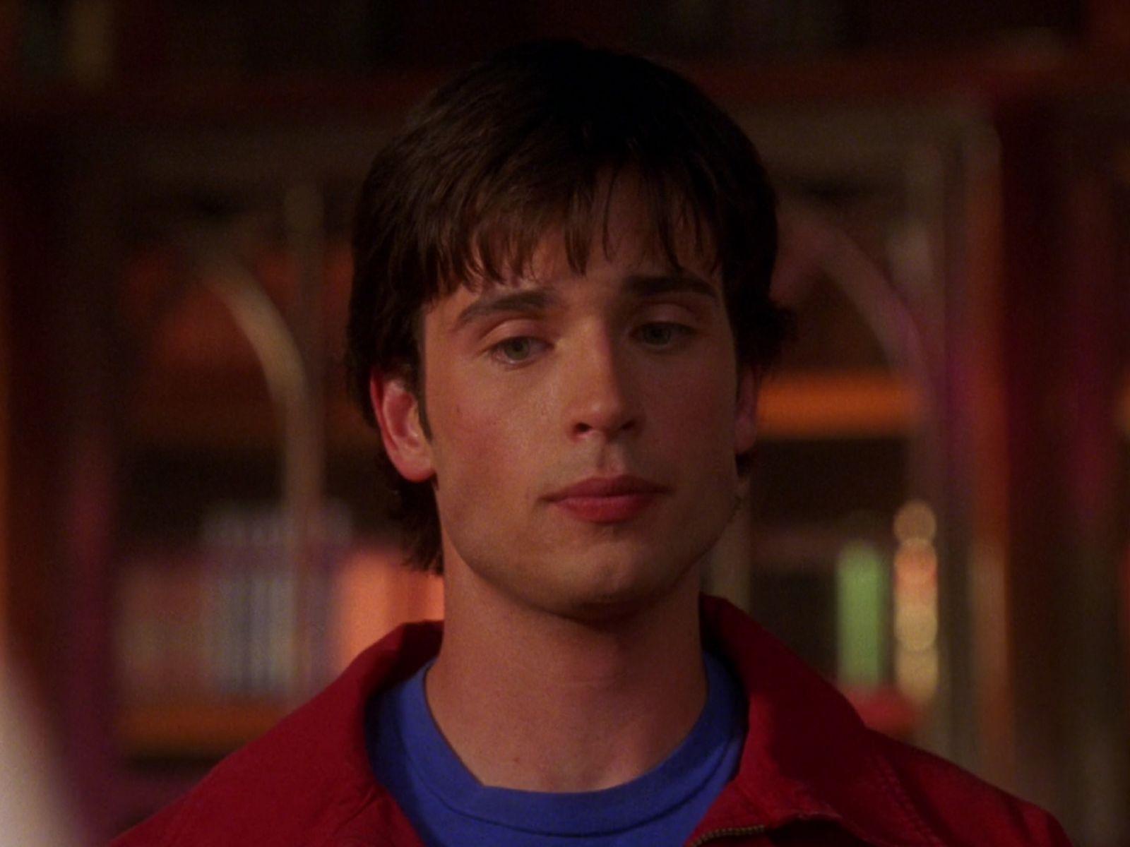 Tom Welling na segunda temporada da série