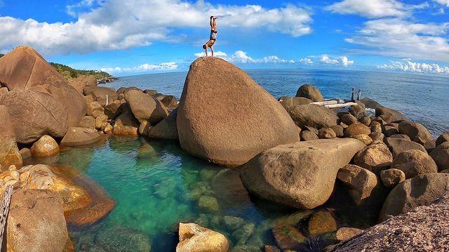 Praia de Ilha Bela/SP