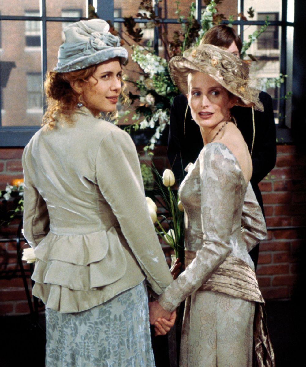 Carol e Susan casam em Friends