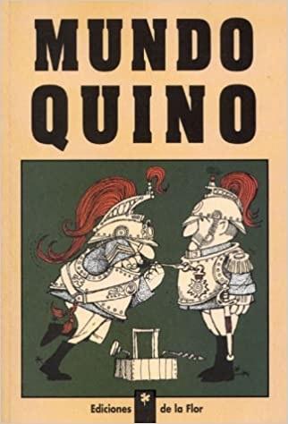 Capa do 1° Livro de Quino