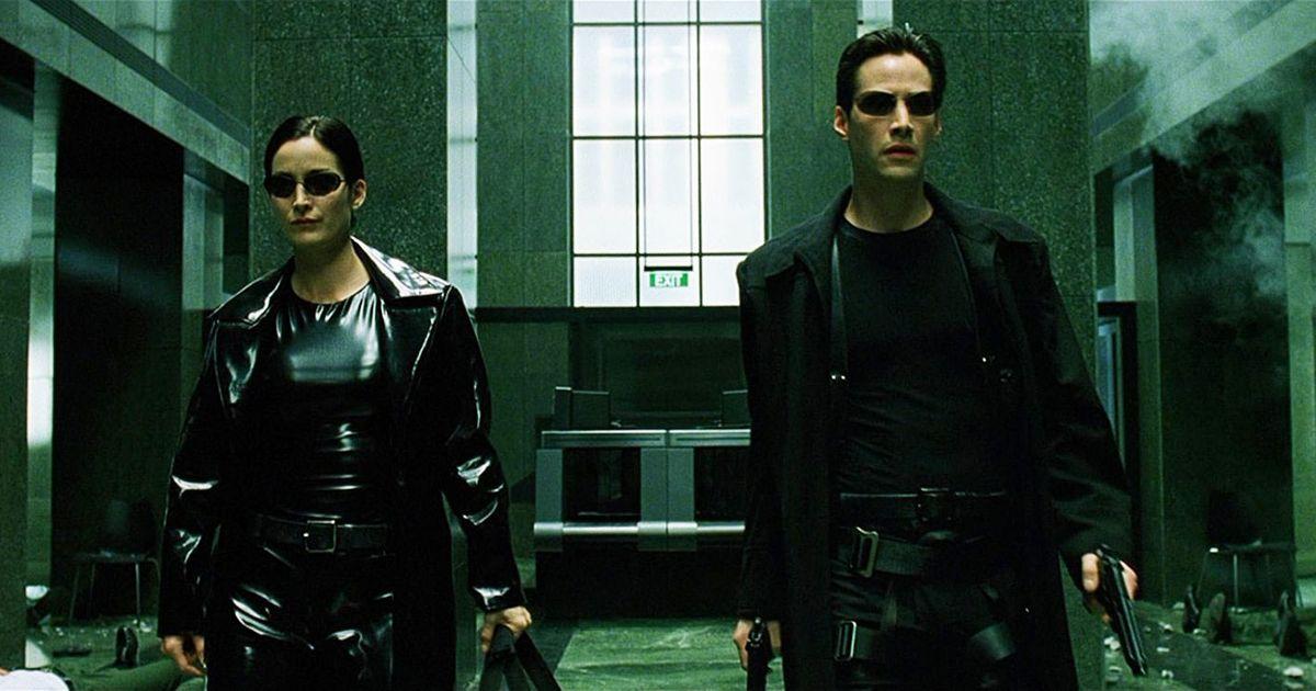 Matrix / Reprodução: Warner Bros. Pictures