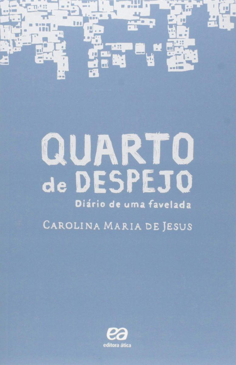 Capa do livro: Quarto de despejo