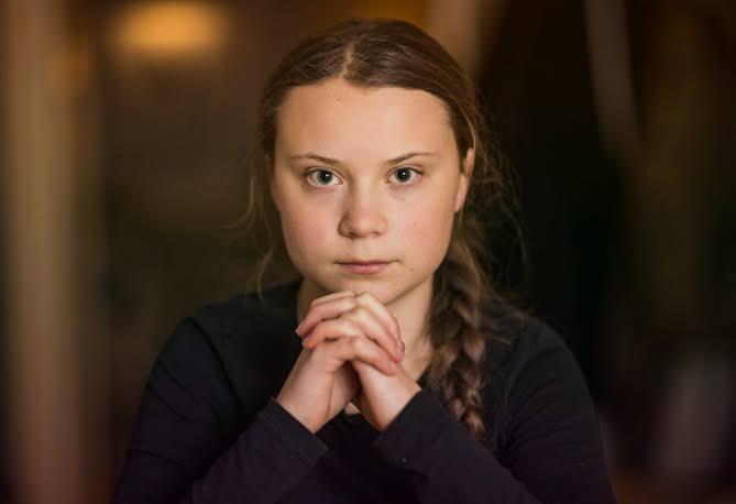 Greta Thunberg, ativista sueca e líder do movimento Fridays for Future