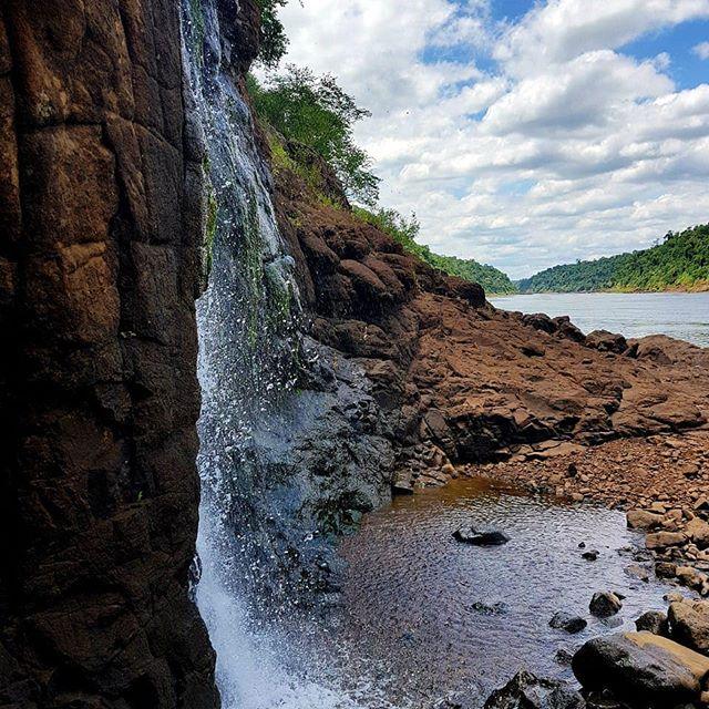 Imagem de Iguassu Secret Falls.