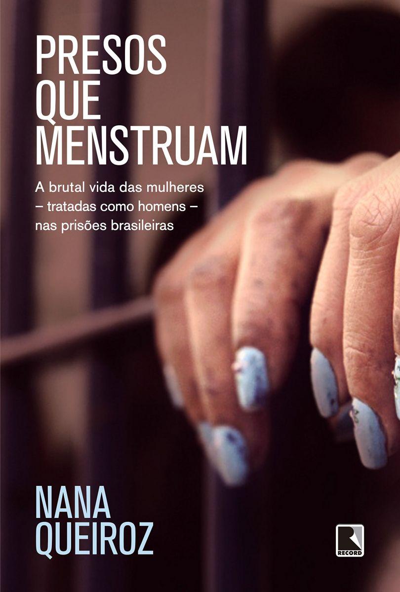 Capa do Livro: Presos que Menstruam