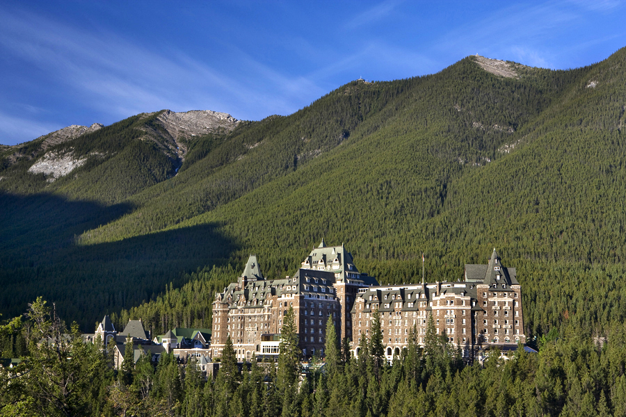 Hotel Banff Springs