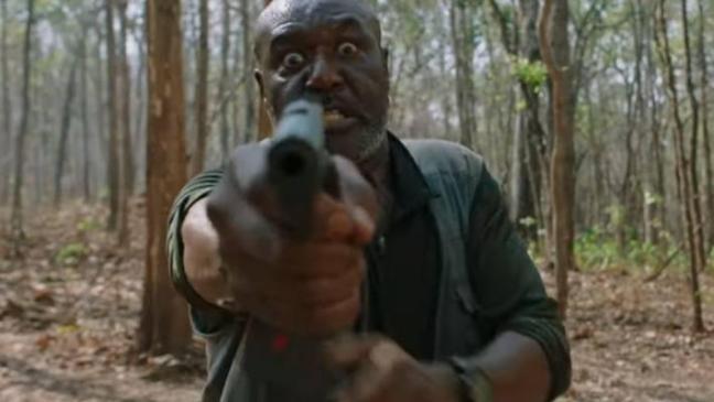 Delroy Lindo em Destacamento Blood (2020)