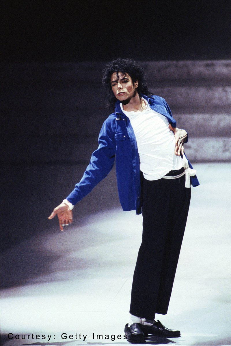 Michael Jackson no Grammy de 1988/ Getty Images