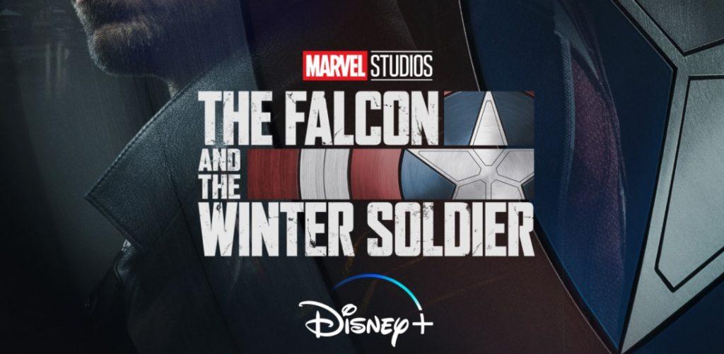 Falcão e o Soldado Invernal logo