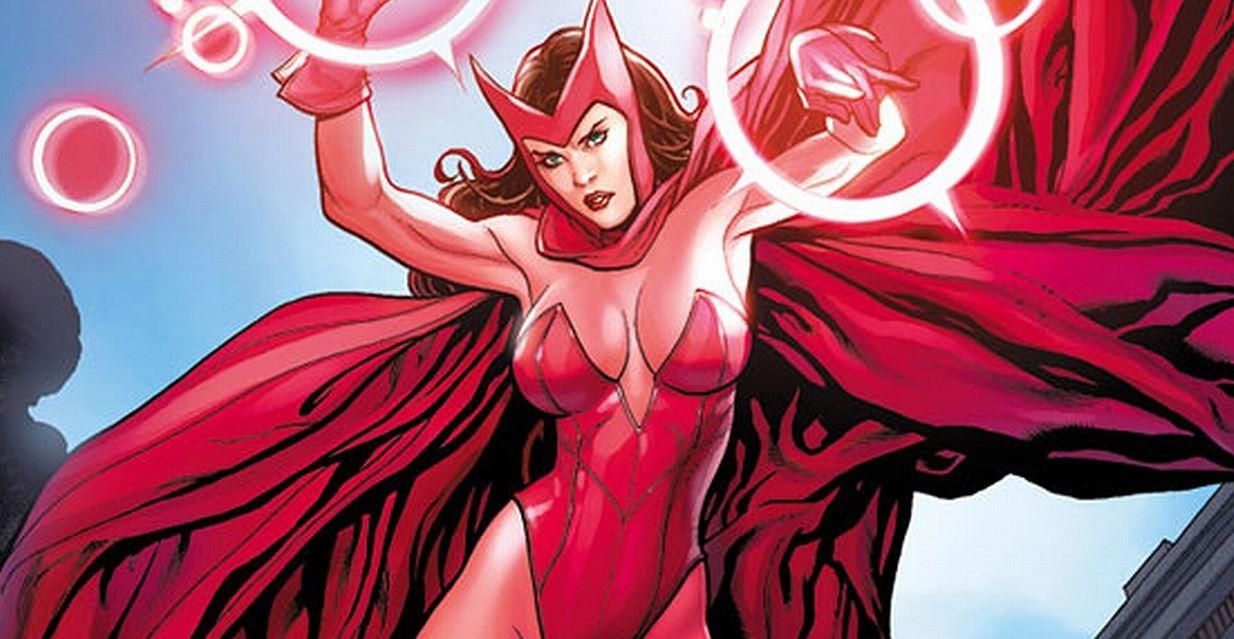 Feiticeira Escarlate nos quadrinhos / Fonte: Marvel Comics