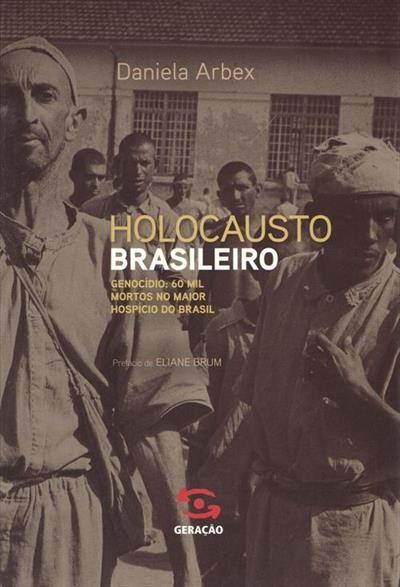 Capa de Holocausto Brasileiro