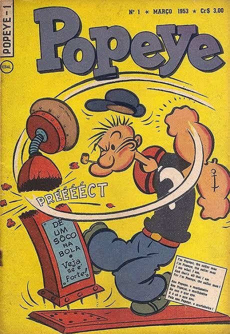 HQ Popeye - 1 / Reprodução