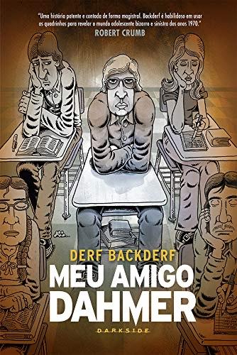 Capa do Livro escrito por Derf Backderf