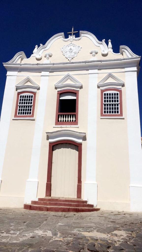 Igreja Nossa Senhora da Boa Morte (Foto: Mariana Albernaz)