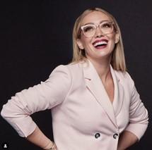 Foto: Instagram da atriz Hilary Duff