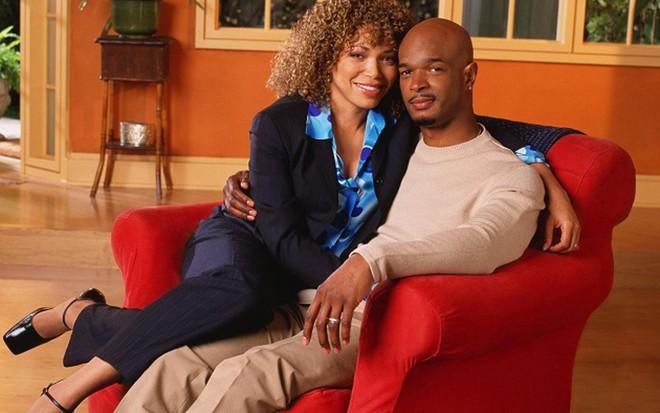 O casal do seriado (Foto: divulgação / SBT)
