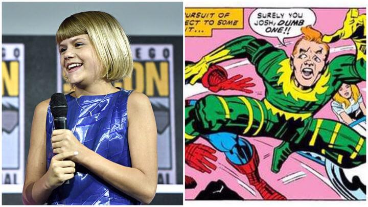Fonte: Marvel Comics. / Reprodução: Central Vingadores