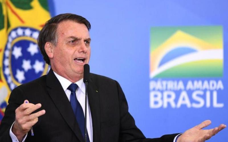 Manifestações pro-Bolsonaro estão programadas para este domingo 26 - Evaristo Sa|AFP