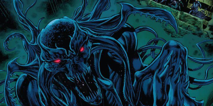 Chthon, Deus do Caos / Fonte: Marvel Comics