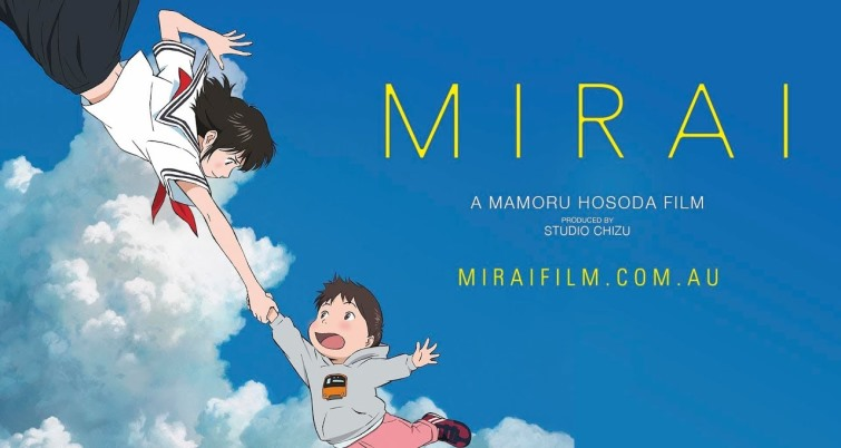 Mirai / Fonte: Studio Chizu