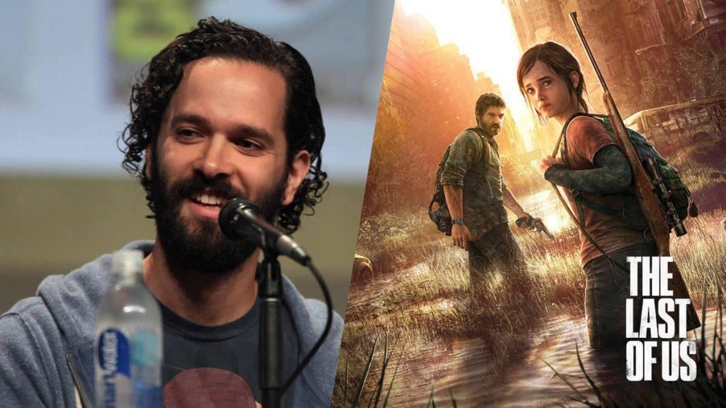 Neil Druckmann além de roteirista executivo da série é o diretor do game The Last Of Us. Fonte: Comic-Con International in San Diego/Reprodução: UAI