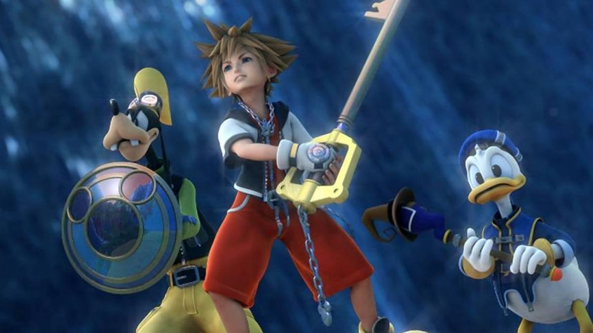 FONTE: Kingdom Hearts / Repordução: Square Enix