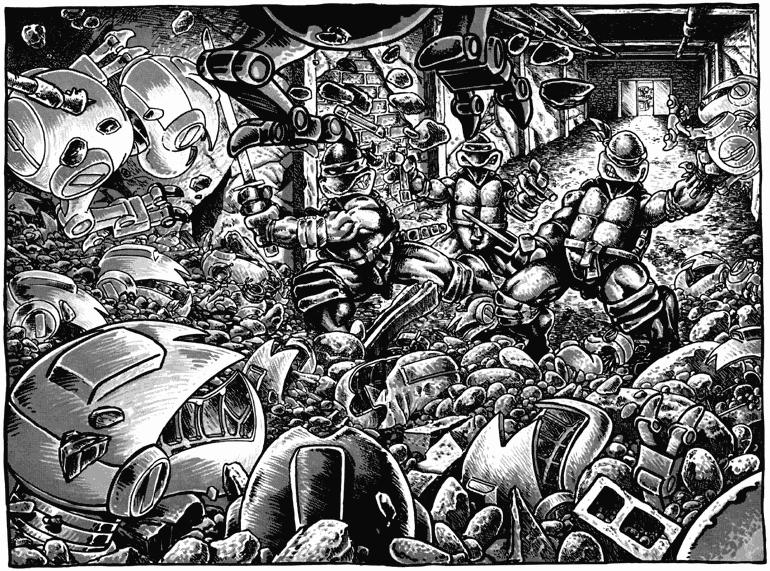 Fonte: Mirage Comics