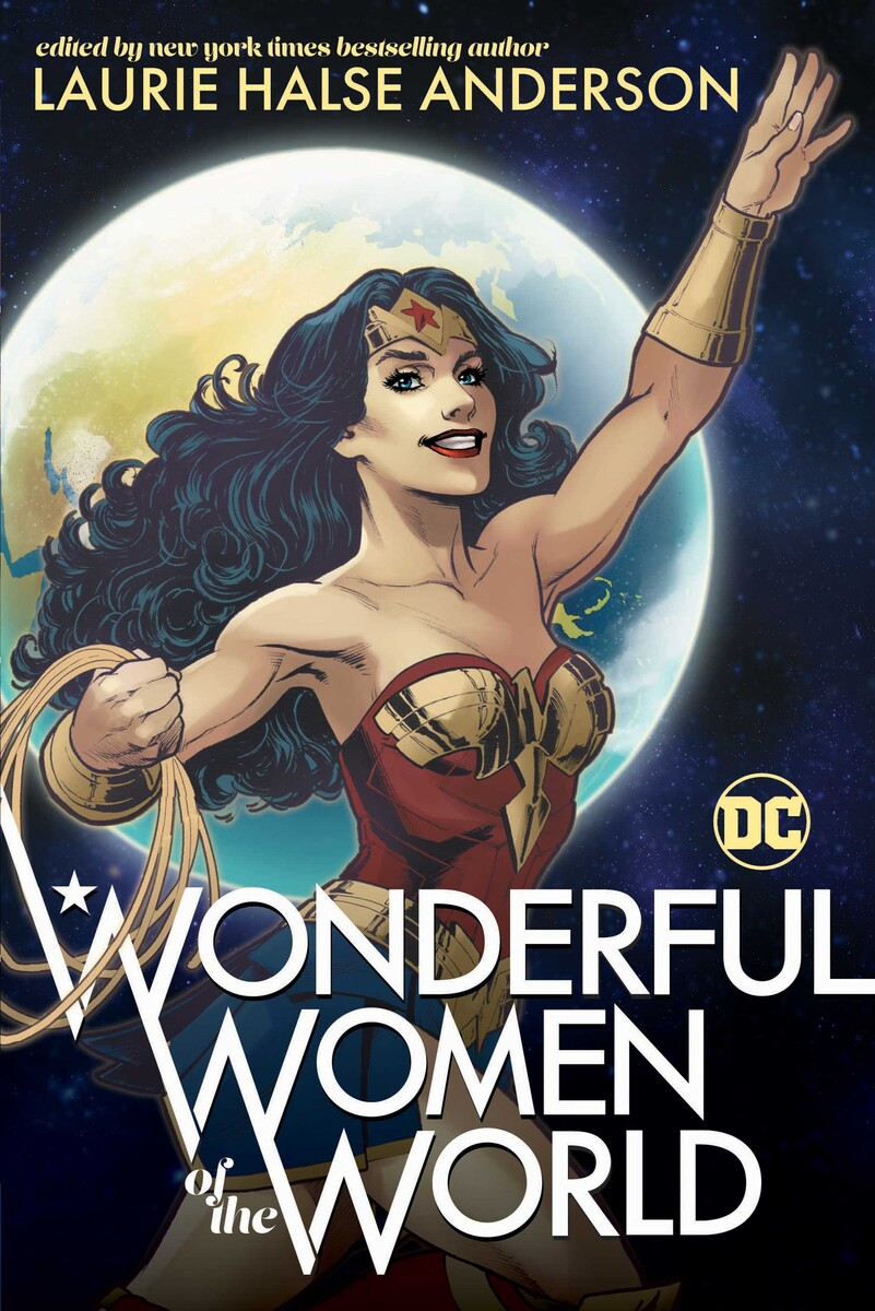 Capa da HQ  Wonderful Women World