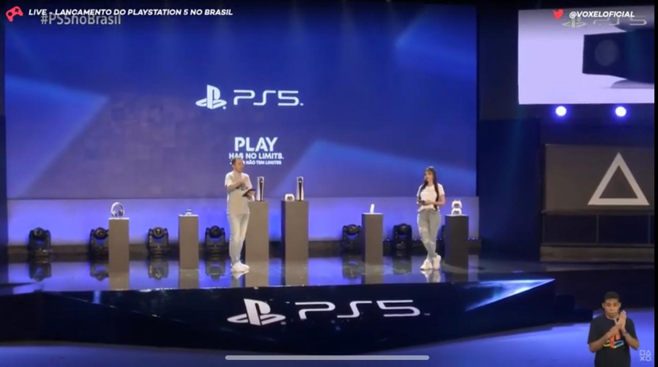 Fonte: Live PlayStation Brasil.