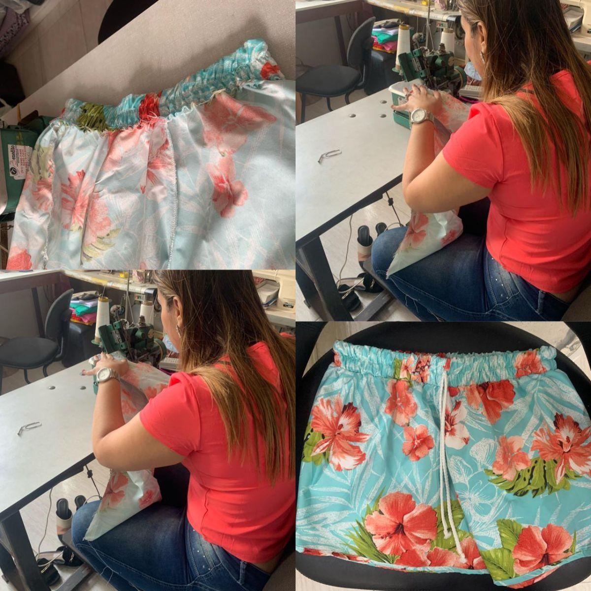 Confecções de roupas pelo Ateliê Laços de Fita. Imagem: Rafaela Moreira