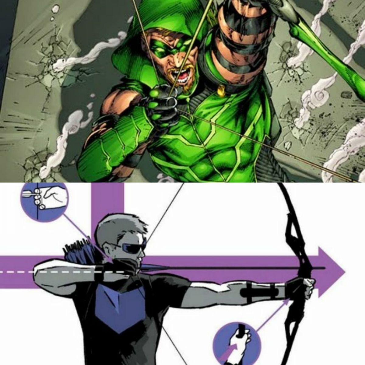 FONTE : Montagem / Reprodução : DC Comics/ Marvel Comics.