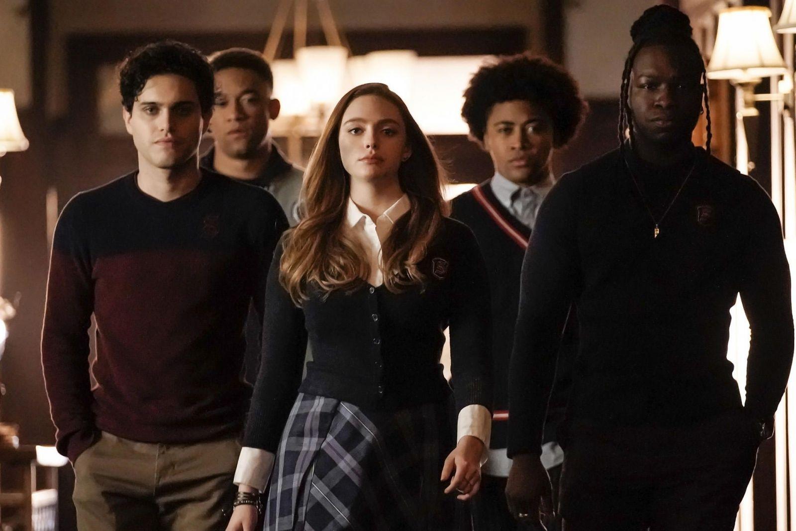 Divulgação: The CW.