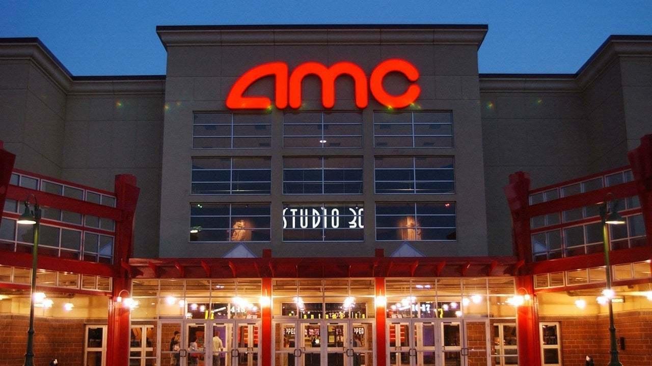 Sala de cinema da AMC nos EUA. (Foto: Reprodução/ Divulgação)