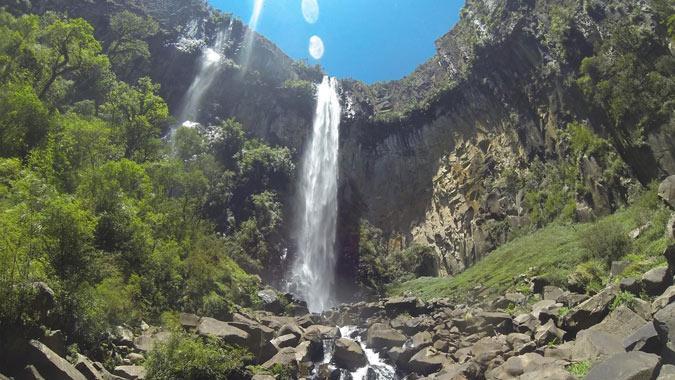 Cascata do Avencal - Santa Catarina