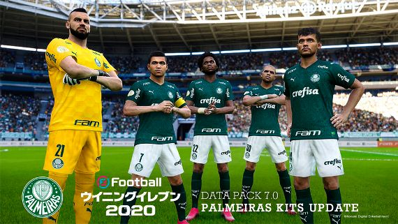FONTE: Konami / Reprodução: PES 2020