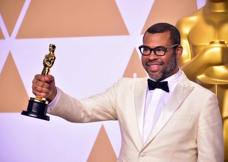 Em 2018 , o diretor Jordan Peele se consagrou como o primeiro negro a ganhar na categoria de Melhor Roteiro Original pelo filme