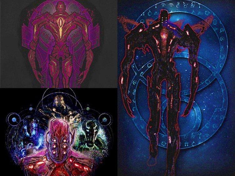 Fonte: Marvel Studios / Reprodução: Eternals Update