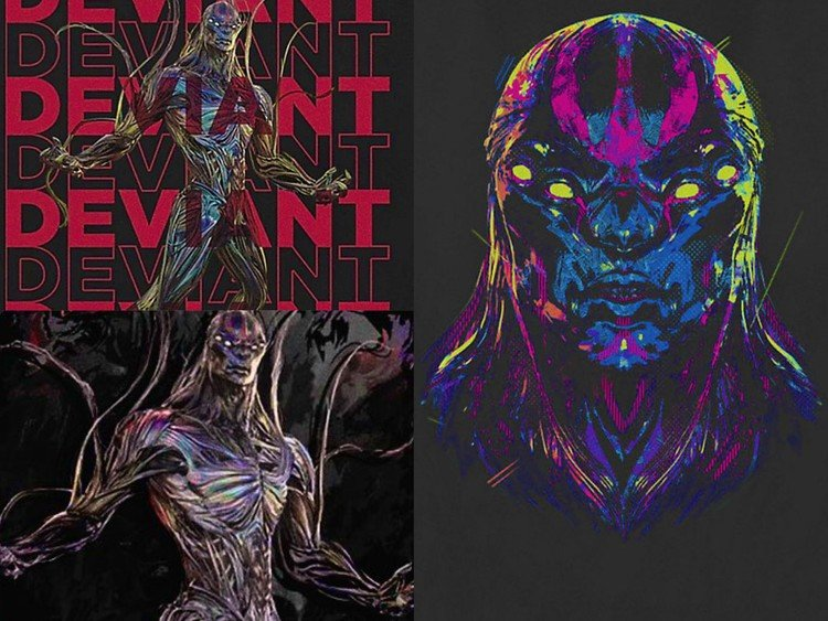 Fonte: Marvel Studios / Reprodução: Eternals Updates