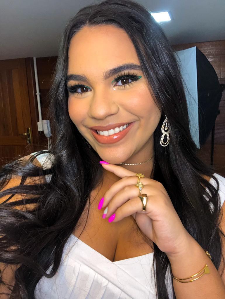 Letícia Vieira (Foto: Arquivo pessoal)