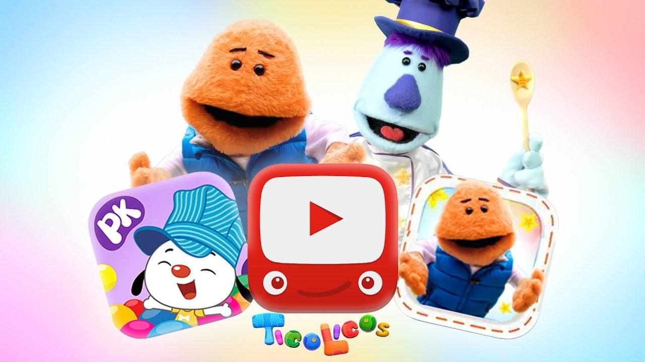 FONTE: Tricolicos canal infantil