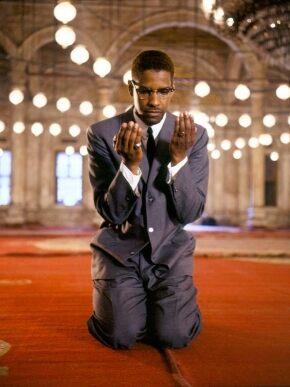 Malcolm no Meca - Malcolm X (1992)