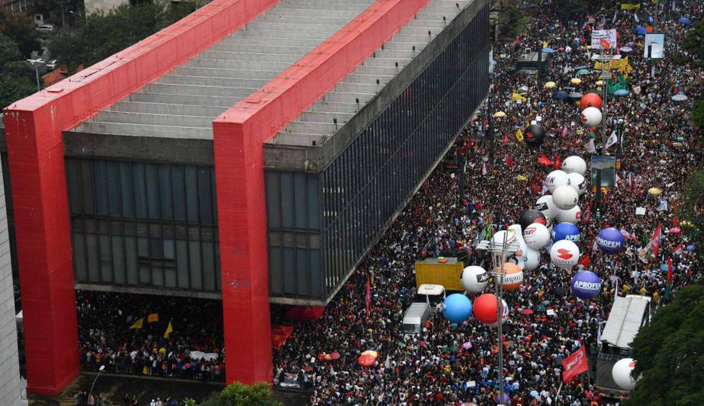 REPRODUÇÃO: NELSON ALMEIDA/ AFP