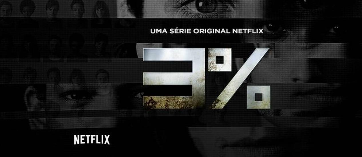 Fonte: 3%/ Reprodução: Netflix